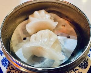 Shrimp Dumplings (3pc) 水晶虾饺